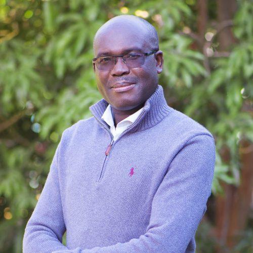 Dr Musonda Simwinga