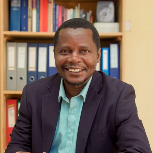 Mr Frank Mbozi