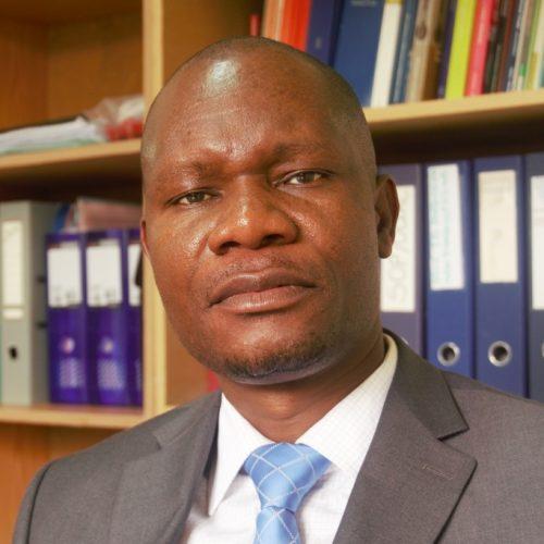 Mr Morgan Mukwasa